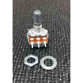 Anti-Log/Audio potentiometer - C100K