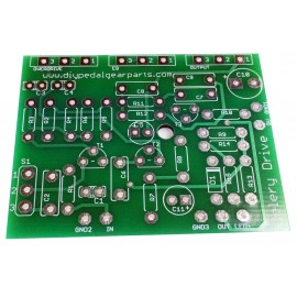 PCB - Celery Drive REPLICA (British amp-in-a-box)
