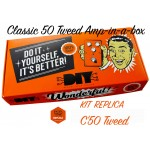 Pedale C'50 Tweed REPLICA KIT (amp-in-a-box)