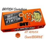Over(B)Drive REPLICA pedal KIT (BRITISH Overdrive)