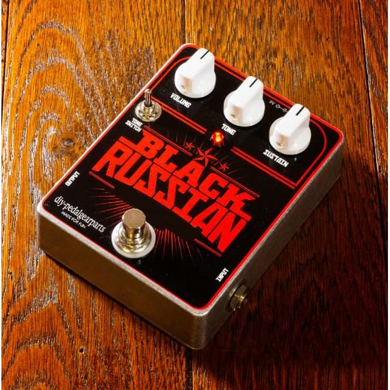 Black Russian pedal replica KIT fuzz distortion