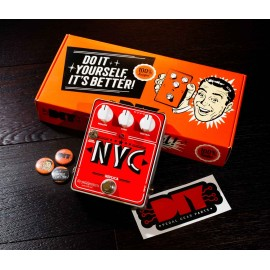 Pedale fuzz distorsore NYC replica KIT