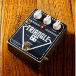 Triangle '66 pedal replica KIT fuzz overdrive