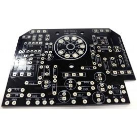 PCB - OLDSkull REPLICA (Pedale distorsore/overdrive valvolare)