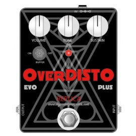 Pedal OverDISTO REPLICA KIT distortion