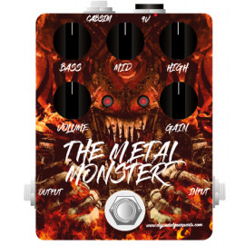 The Metal Monster Pedal REPLICA KIT