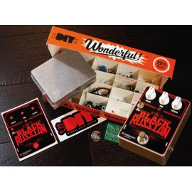 Black Russian pedal replica KIT fuzz distortion