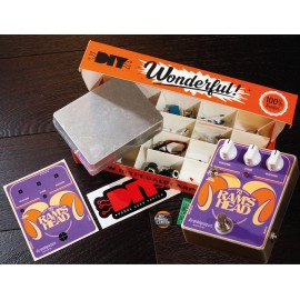 Ram's Head '73 pedal replica KIT fuzz distortion