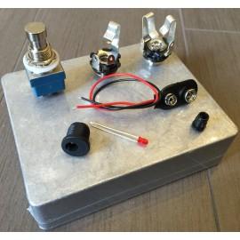 KIT base pedale DIY 1590BB