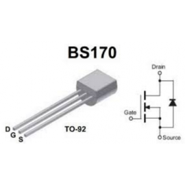 BS170 MOSFET