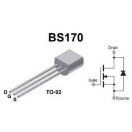 BS170 MOSFET