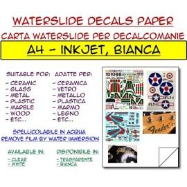 Waterslide - Bianca - Inkjet