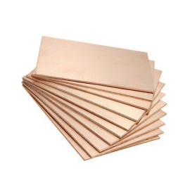Copper board 16.8cmx15.4cm