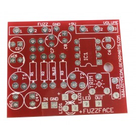 PCB - Fuzz Fake Germanio