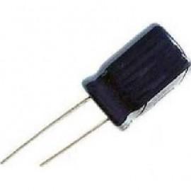 Radial Electrolytic Capacitor 10uF 25V