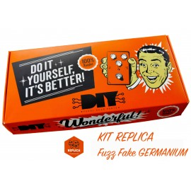 Fuzz Fake GERMANIUM Pedal replica KIT
