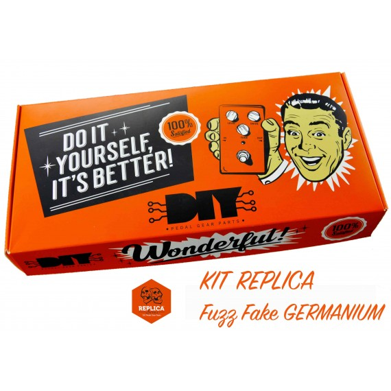 Fuzz Fake Germanium replica KIT