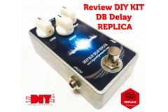 Recensione KIT DIY REPLICA DB Delay