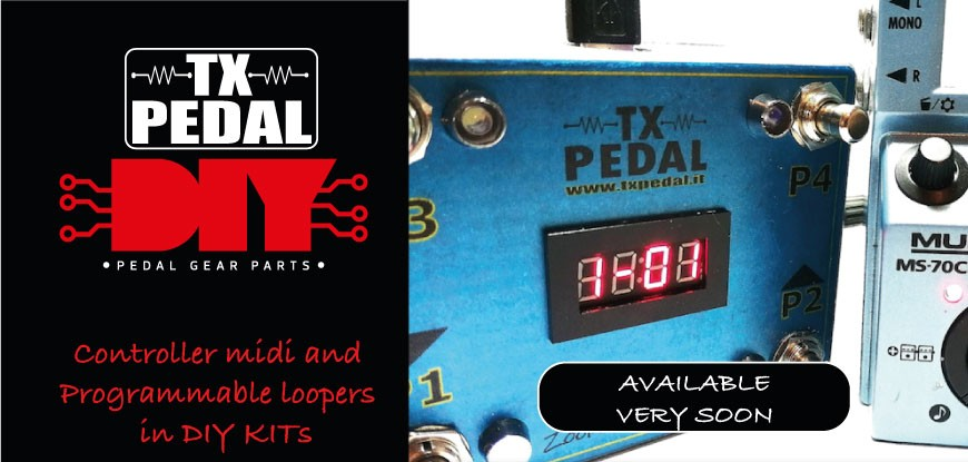 TXPedal